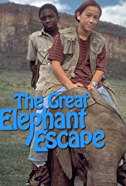The Great Elephant Escape (1995) Poster - Movie Forum, Cast, Reviews