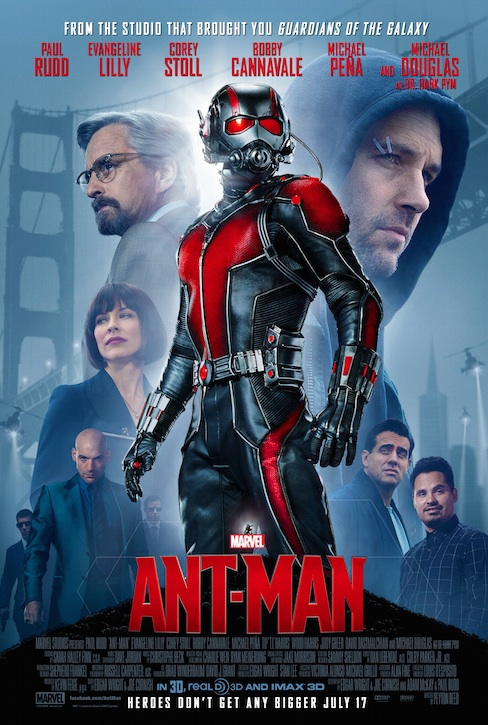 BluRay: Ant Man 1080p Torrent