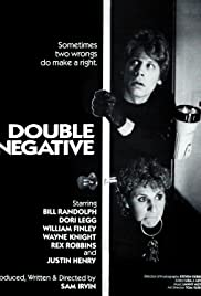 Double Negative Poster