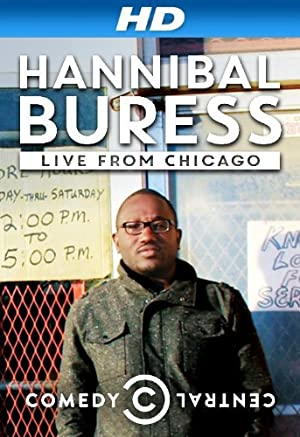 Hannibal Buress Live from Chicago poster