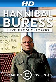 Hannibal Buress Live from Chicago (2014) Poster - TV Show Forum, Cast, Reviews