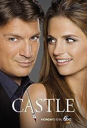 Castle - Season 4 poster