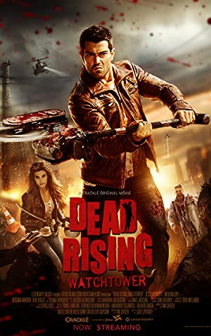 Dead Rising - similar tv show recommendations