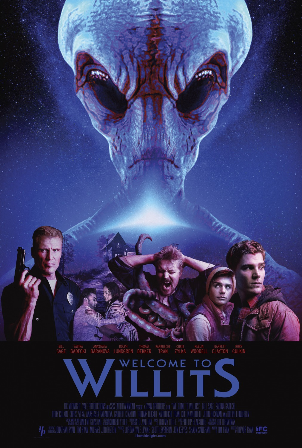 image Welcome to Willits Watch Full Movie Free Online