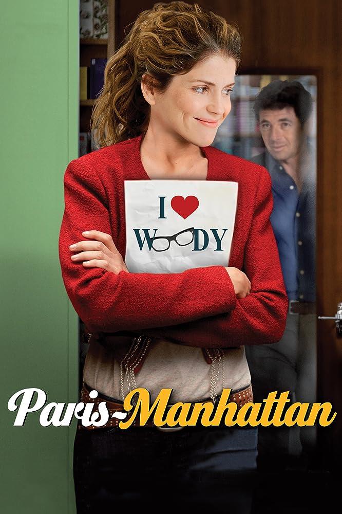 Paryžius - Manhatanas / Paris-Manhattan (2012) žiūrėti online