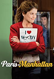Paris-Manhattan (2012) Poster - Movie Forum, Cast, Reviews