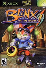 Blinx: The Time Sweeper Poster