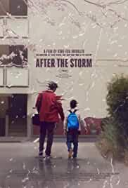 Umi yori mo mada fukaku (After the Storm) Filmplakat