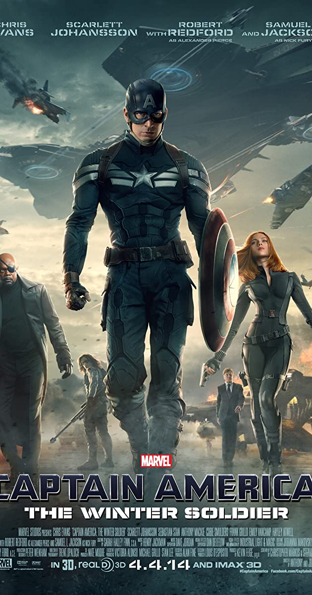 Captain America The Winter Soldier 2014 BRRip