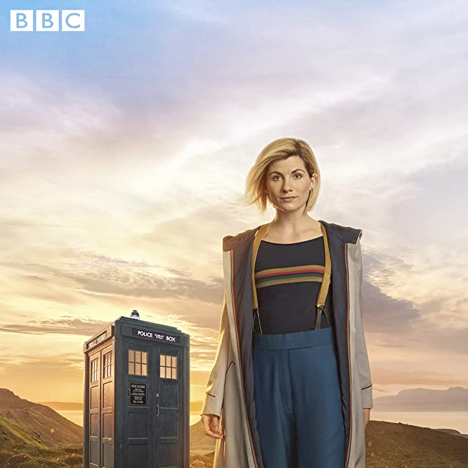 Jodie Whittaker en Doctor Who (2005)