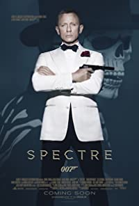 Spectre 2015 Poster