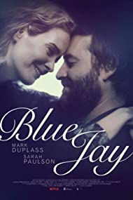 Sarah Paulson and Mark Duplass in Blue Jay (2016)