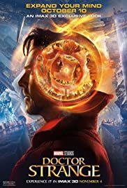 Doctor Strange, image linked to original source IMDB.com.