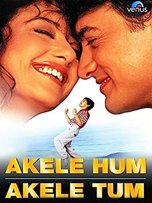 Akele Hum Akele Tum watch online