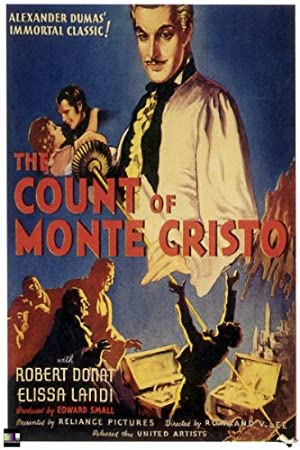 The Count of Monte Cristo (1934)