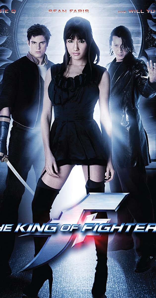 the king of fighters 2010 imdb