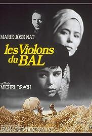 Les violons du bal Poster