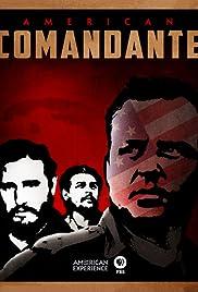 American Comandante Poster