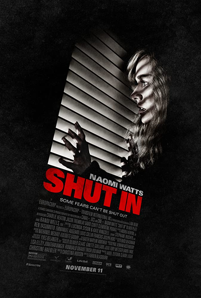 Shut In 2016 1080p HEVC BluRay x265 400MB