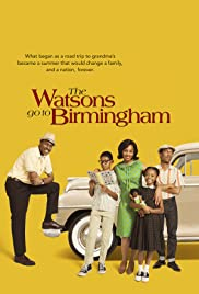 The Watsons Go to Birmingham (2013) Poster - Movie Forum, Cast, Reviews