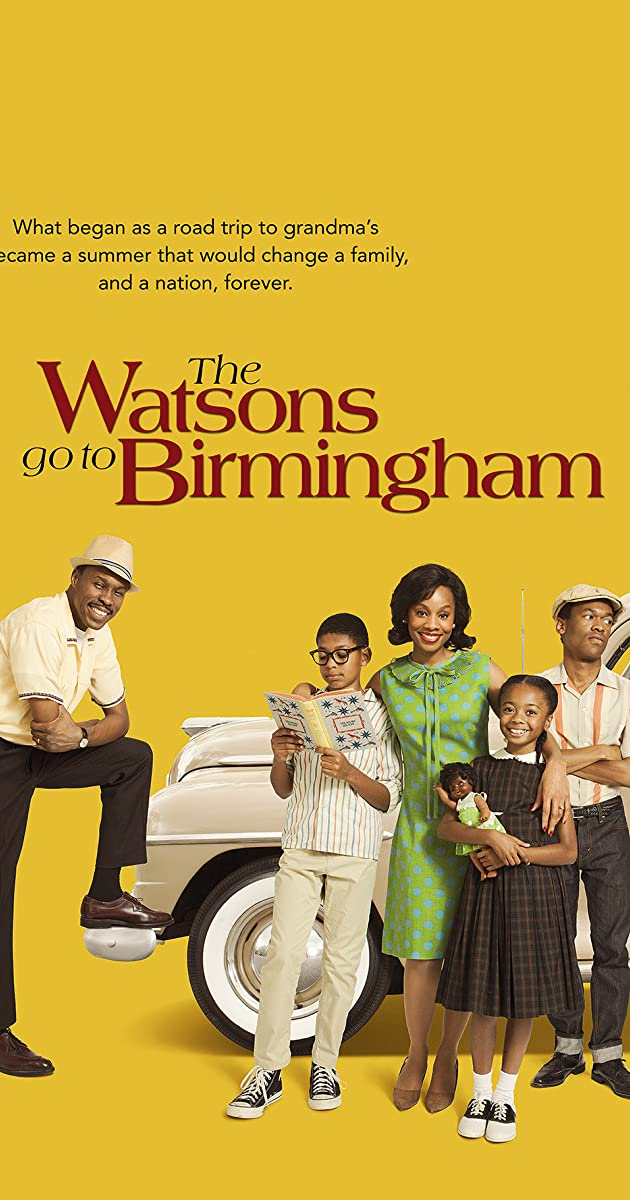 Image result for the watsons go to birmingham