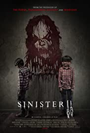 Sinister 2 (2015) Poster - Movie Forum, Cast, Reviews