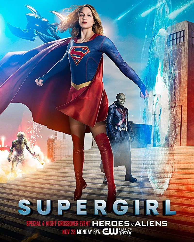 Supergirl S02E22 – Nevertheless, She Persisted