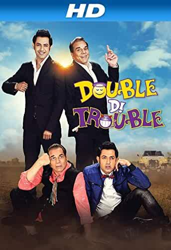 Double Di Trouble 2014 Punjabi Movie 480p HDRip 300MB