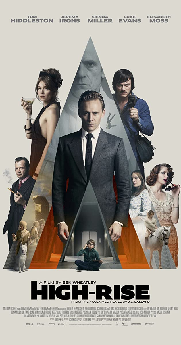 Image result for high rise movie