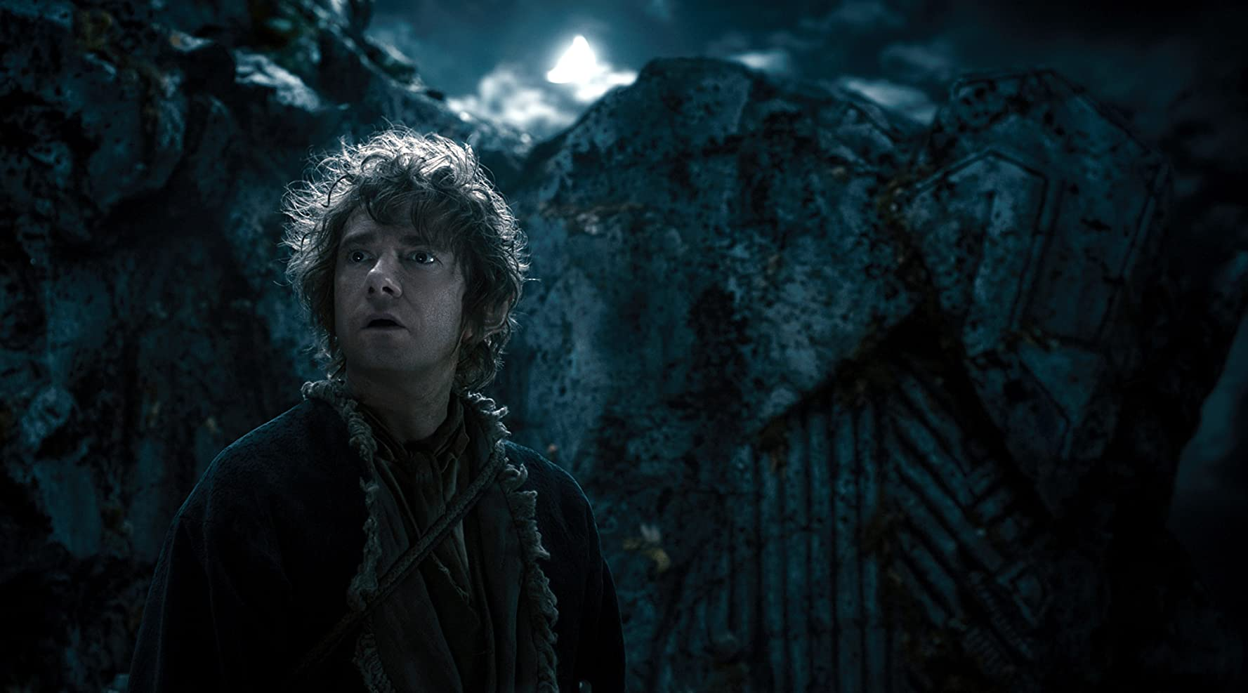 Martin Freeman in The Hobbit: The Desolation of Smaug (2013)
