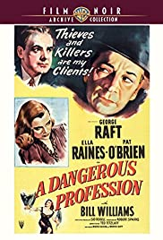 A Dangerous Profession (1949) Poster - Movie Forum, Cast, Reviews