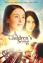 A Children's Song Poster