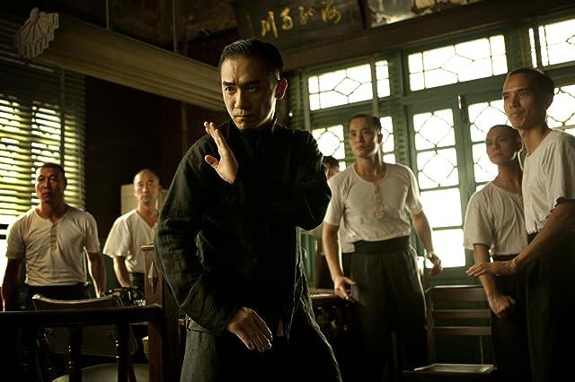 Tony Chiu Wai Leung in The Grandmaster (2013)