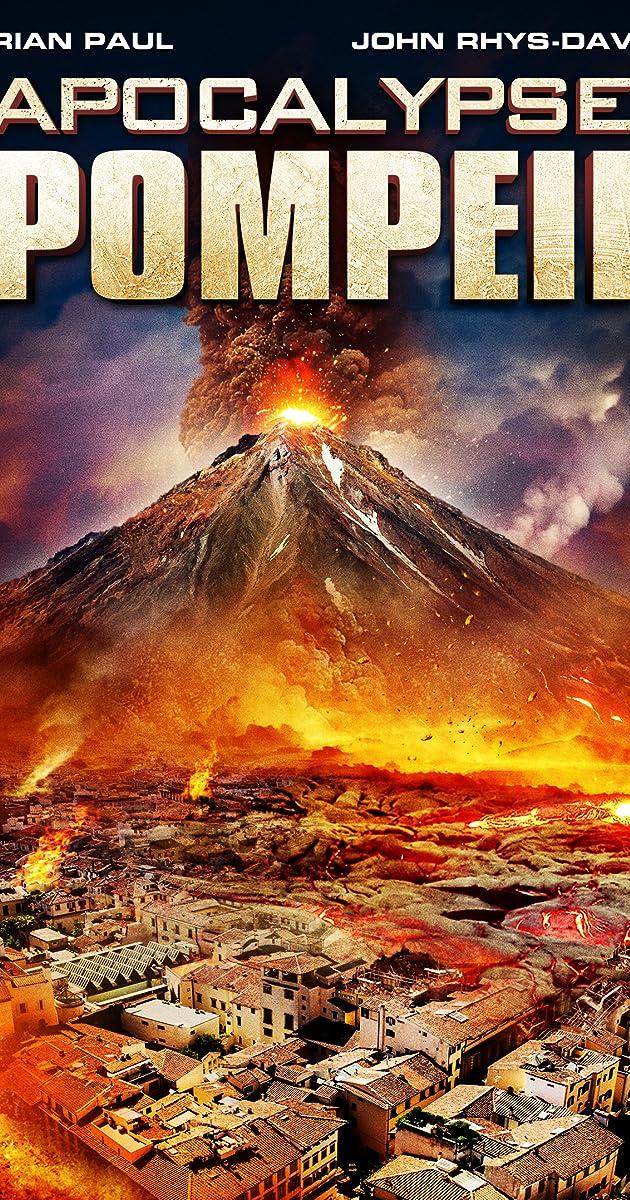 eOne Films Canada - Pompeii