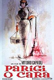 Parigi o cara Poster