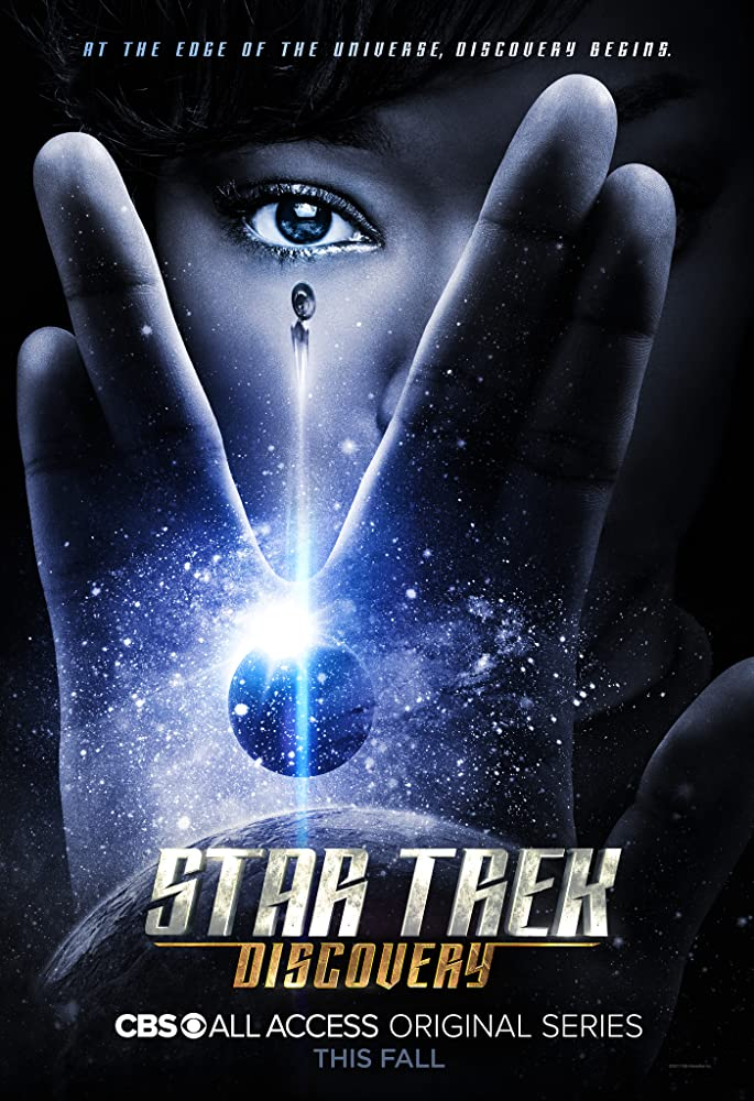 Star Trek: Discovery Season 1 – Ongoing