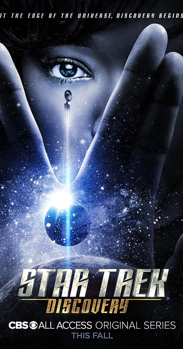 Žvaigždžių kelias: Atradimas (1 Sezonas) / Star Trek: Discovery (Season 1) (2017) online