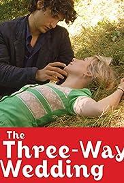 The Three-Way Wedding Poster