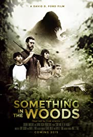 Something in the Woods (2016) Poster - Movie Forum, Cast, Reviews
