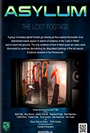 Asylum, the Lost Footage Poster
