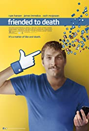 Friended to Death (2014) Poster - Movie Forum, Cast, Reviews
