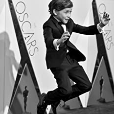 Jacob Tremblay at The 88th Annual Academy Awards (2016)