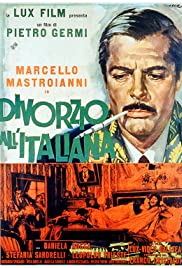 Divorce Italian Style (1961) Poster - Movie Forum, Cast, Reviews