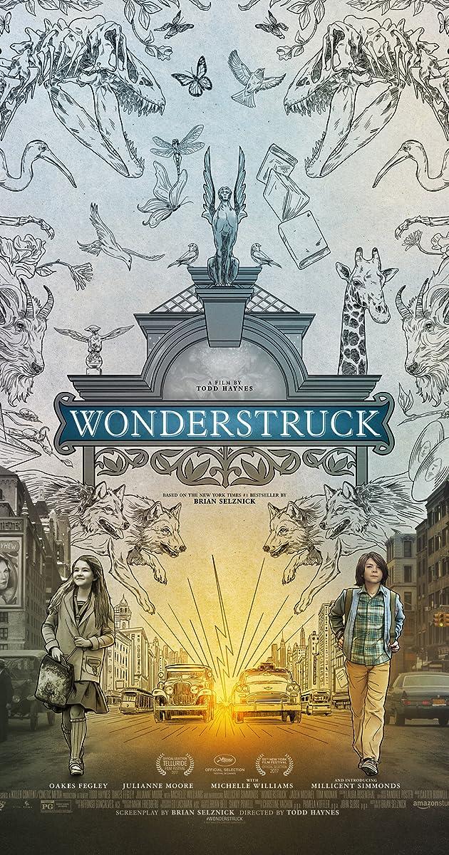 Wonderstruck (2017) parsisiusti atsisiusti filma nemokamai