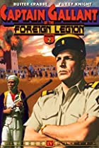 Image of Captain Gallant of the Foreign Legion: Dr. Legionnaire