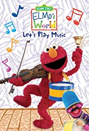 Elmo's World: Let's Play Music Poster