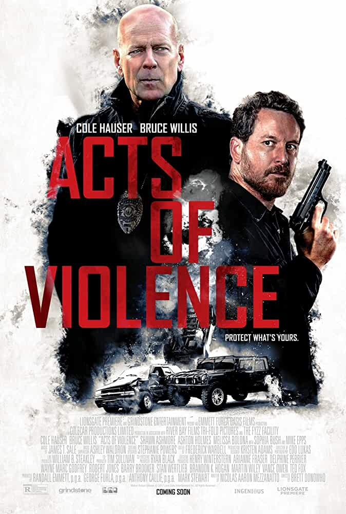Acts of Violence 2018 HDRip x264 AC3-Manning