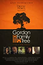 Image of Gordon Family Tree