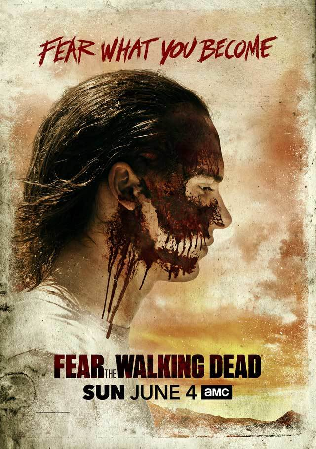 Fear The Walking Dead S03E05 – Burning in Water, Drowning in Flame
