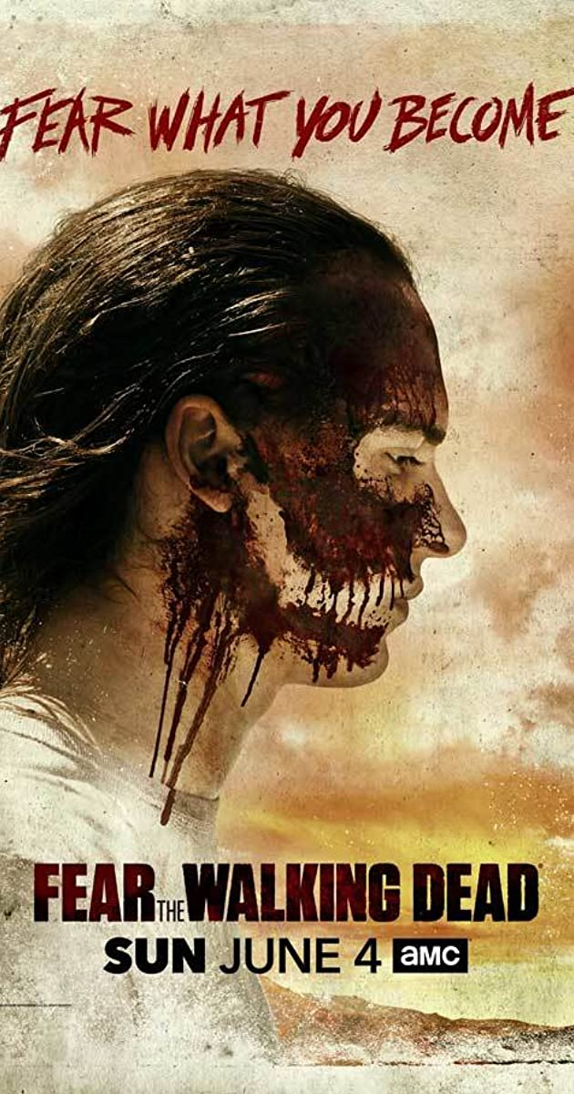 Bijokite Vaikštančiųjų Numirėlių (3 sezonas) / Fear the walking dead (season 3) (2017) Online